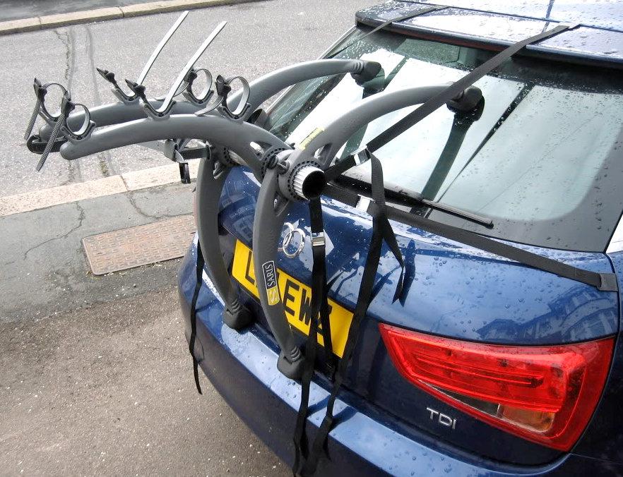 Saris Bones Bike Rack >> Estate Hatchback & 4x4 Bike Rack - Car Bike Racks & Bike Carriers