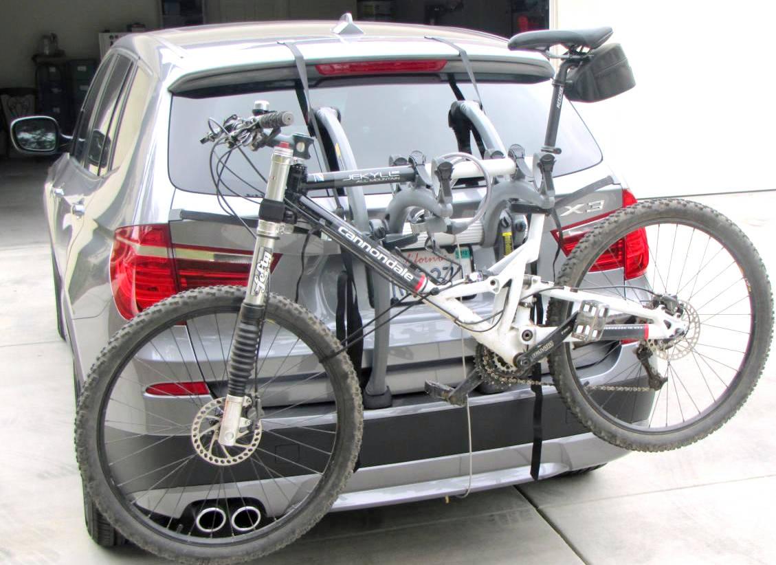 Bmw X6 Bike Rack Car Bike Racks Bike Carriers