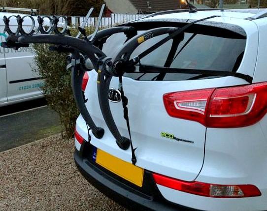 Kia Sportage Bike Rack 2005 2016 Does Not Fit Current Model Car Bike Racks Amp Bike Carriers